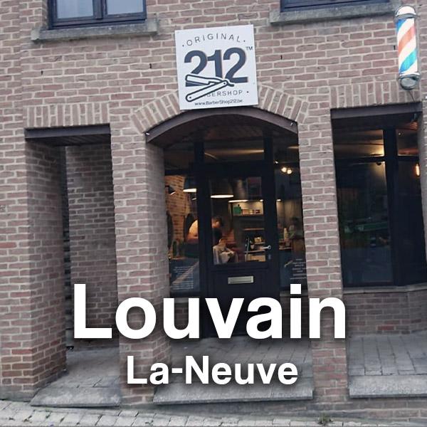 Barber Shop 212 Louvain-La-Neuve